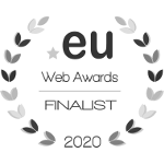 .eu Web Awards 2020 finalist